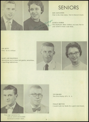 Page 12, 1957 Edition, Rockville High School - Saxum Yearbook (Rockville, IN) online yearbook collection