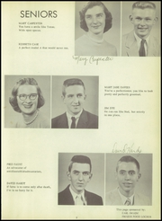 Page 13, 1957 Edition, Rockville High School - Saxum Yearbook (Rockville, IN) online yearbook collection