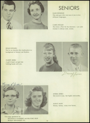 Page 14, 1957 Edition, Rockville High School - Saxum Yearbook (Rockville, IN) online yearbook collection