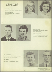 Page 15, 1957 Edition, Rockville High School - Saxum Yearbook (Rockville, IN) online yearbook collection