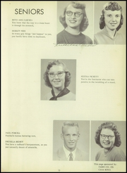 Page 17, 1957 Edition, Rockville High School - Saxum Yearbook (Rockville, IN) online yearbook collection