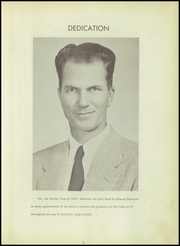 Page 7, 1957 Edition, Rockville High School - Saxum Yearbook (Rockville, IN) online yearbook collection