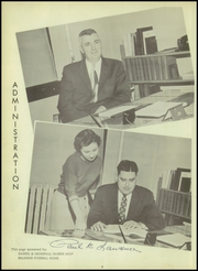 Page 8, 1957 Edition, Rockville High School - Saxum Yearbook (Rockville, IN) online yearbook collection