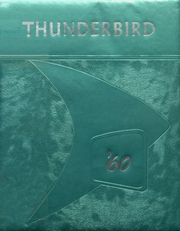1960 Edition, North Central High School - Thunderbird Yearbook (Farmersburg, IN)