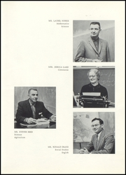 Page 11, 1960 Edition, North Central High School - Thunderbird Yearbook (Farmersburg, IN) online yearbook collection