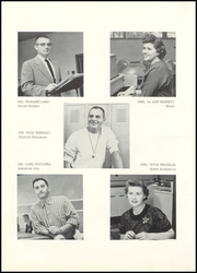 Page 12, 1960 Edition, North Central High School - Thunderbird Yearbook (Farmersburg, IN) online yearbook collection