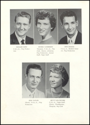 Page 14, 1960 Edition, North Central High School - Thunderbird Yearbook (Farmersburg, IN) online yearbook collection