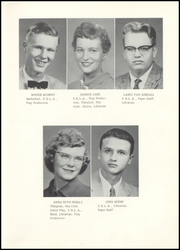 Page 15, 1960 Edition, North Central High School - Thunderbird Yearbook (Farmersburg, IN) online yearbook collection