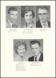 Page 16, 1960 Edition, North Central High School - Thunderbird Yearbook (Farmersburg, IN) online yearbook collection