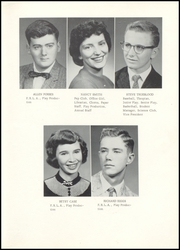 Page 17, 1960 Edition, North Central High School - Thunderbird Yearbook (Farmersburg, IN) online yearbook collection