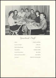 Page 6, 1960 Edition, North Central High School - Thunderbird Yearbook (Farmersburg, IN) online yearbook collection