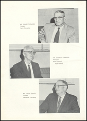Page 8, 1960 Edition, North Central High School - Thunderbird Yearbook (Farmersburg, IN) online yearbook collection