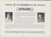 Page 11, 1916 Edition, Bedford High School - Pioneer Yearbook (Bedford, IN) online yearbook collection