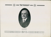 Page 5, 1916 Edition, Bedford High School - Pioneer Yearbook (Bedford, IN) online yearbook collection