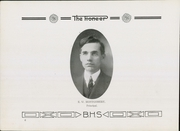 Page 8, 1916 Edition, Bedford High School - Pioneer Yearbook (Bedford, IN) online yearbook collection