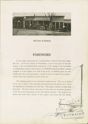 Page 7, 1925 Edition, Bedford High School - Pioneer Yearbook (Bedford, IN) online yearbook collection