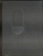 Page 1, 1926 Edition, Bedford High School - Pioneer Yearbook (Bedford, IN) online yearbook collection