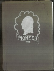 Page 1, 1932 Edition, Bedford High School - Pioneer Yearbook (Bedford, IN) online yearbook collection