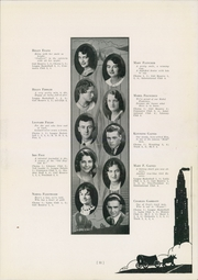 Page 15, 1932 Edition, Bedford High School - Pioneer Yearbook (Bedford, IN) online yearbook collection