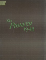1948 Edition, Bedford High School - Pioneer Yearbook (Bedford, IN)