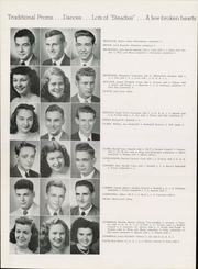 Page 16, 1948 Edition, Bedford High School - Pioneer Yearbook (Bedford, IN) online yearbook collection