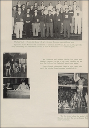 Page 12, 1950 Edition, Bedford High School - Pioneer Yearbook (Bedford, IN) online yearbook collection