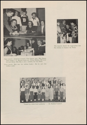 Page 13, 1950 Edition, Bedford High School - Pioneer Yearbook (Bedford, IN) online yearbook collection