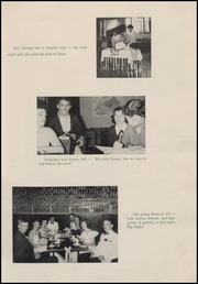 Page 15, 1950 Edition, Bedford High School - Pioneer Yearbook (Bedford, IN) online yearbook collection