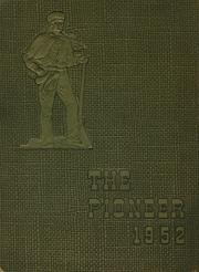 1952 Edition, Bedford High School - Pioneer Yearbook (Bedford, IN)