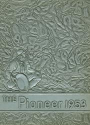 1953 Edition, Bedford High School - Pioneer Yearbook (Bedford, IN)