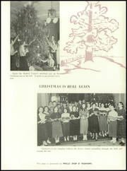 Page 13, 1953 Edition, Bedford High School - Pioneer Yearbook (Bedford, IN) online yearbook collection
