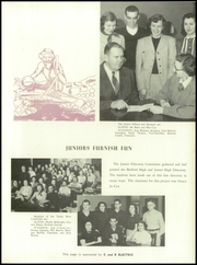 Page 15, 1953 Edition, Bedford High School - Pioneer Yearbook (Bedford, IN) online yearbook collection