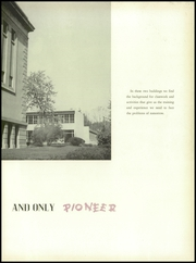 Page 7, 1953 Edition, Bedford High School - Pioneer Yearbook (Bedford, IN) online yearbook collection