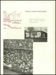 Page 9, 1953 Edition, Bedford High School - Pioneer Yearbook (Bedford, IN) online yearbook collection