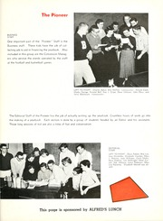 Page 21, 1955 Edition, Bedford High School - Pioneer Yearbook (Bedford, IN) online yearbook collection