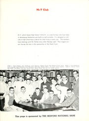Page 23, 1955 Edition, Bedford High School - Pioneer Yearbook (Bedford, IN) online yearbook collection