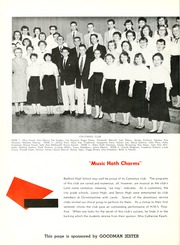 Page 24, 1955 Edition, Bedford High School - Pioneer Yearbook (Bedford, IN) online yearbook collection