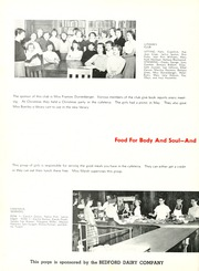 Page 30, 1955 Edition, Bedford High School - Pioneer Yearbook (Bedford, IN) online yearbook collection