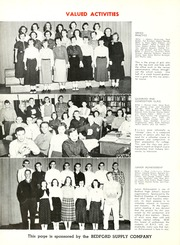 Page 34, 1955 Edition, Bedford High School - Pioneer Yearbook (Bedford, IN) online yearbook collection