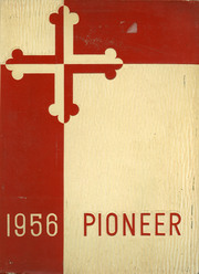 1956 Edition, Bedford High School - Pioneer Yearbook (Bedford, IN)