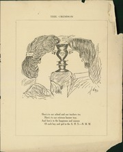 Page 7, 1907 Edition, Attica High School - Crimson Yearbook (Attica, IN) online yearbook collection