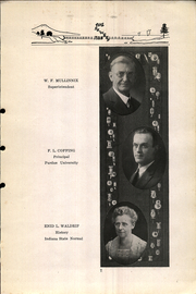 Page 13, 1925 Edition, Attica High School - Crimson Yearbook (Attica, IN) online yearbook collection