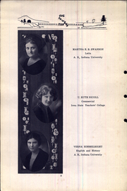 Page 14, 1925 Edition, Attica High School - Crimson Yearbook (Attica, IN) online yearbook collection