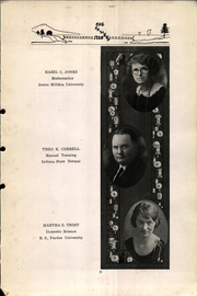 Page 15, 1925 Edition, Attica High School - Crimson Yearbook (Attica, IN) online yearbook collection