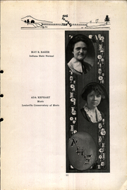 Page 17, 1925 Edition, Attica High School - Crimson Yearbook (Attica, IN) online yearbook collection