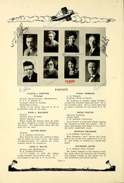 Page 12, 1928 Edition, Attica High School - Crimson Yearbook (Attica, IN) online yearbook collection