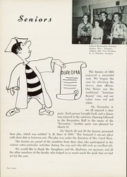 Page 16, 1953 Edition, Attica High School - Crimson Yearbook (Attica, IN) online yearbook collection