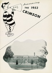 Page 5, 1953 Edition, Attica High School - Crimson Yearbook (Attica, IN) online yearbook collection