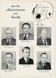 Page 9, 1953 Edition, Attica High School - Crimson Yearbook (Attica, IN) online yearbook collection