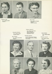 Page 11, 1955 Edition, Attica High School - Crimson Yearbook (Attica, IN) online yearbook collection